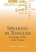 Speaking in Tongues: Languages at Play in…