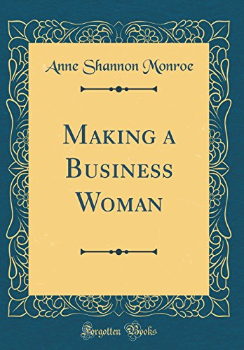 making-a-business-woman-classic-reprint