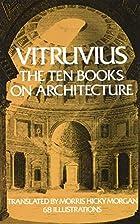 Vitruvius ten books on architecture