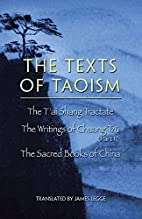 Texts of Taoism (Volume 2) by James Legge