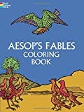 Aesop: Aesop's Fables Coloring Book