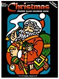 Menten, Theodore: Christmas Stained Glass Coloring Book
