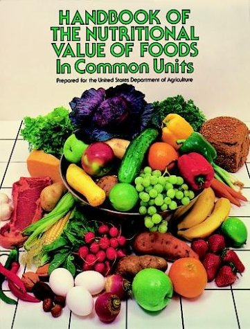 handbook-of-the-nutritional-value-of-foods-in-common-units