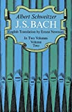 Schweitzer, Albert: J. S. Bach
