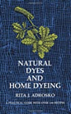 Natural dyes and home dyeing (formerly…