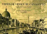 Visentini, Antonio: Views of Venice by Canaletto