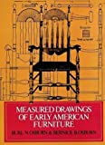 Osburn, Burl Neff: Measured Drawings of Early American Furniture