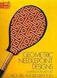 Grafton, Carol Belanger: Geometric Needlepoint Designs: Charted for Easy Use (Dover Needlework)