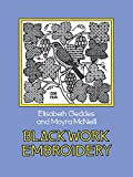Geddes, Elisabeth: Blackwork Embroidery
