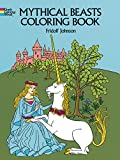 Johnson: Mythical Beasts Coloring Book