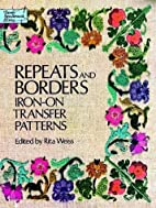 Repeats and Borders Iron-on Transfer…
