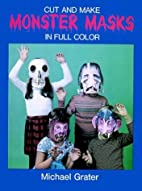 Cut and Make Monster Masks in Full Color by…