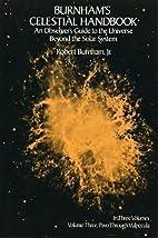 Burnham's Celestial Handbook, Vol. 3 by…