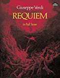 Verdi, Guiseppe: Requiem in Full Score