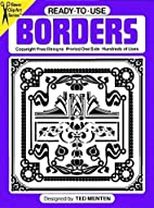 Ready-to-Use Borders by Ted Menten