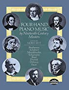 Four-hand piano music by nineteenth century…