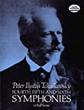 Tchaikovsky, Peter I.: Fourth, Fifth and Sixth Symphonies