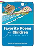 Gaber, Susan: Favorite Poems for Children Coloring Book