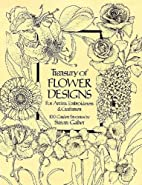 Treasury of Flower Designs for Artists,…