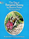 Potter, Beatrix: Tale of Benjamin Bunny Coloring Book