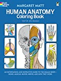 Matt, Margaret: Human Anatomy Coloring Book