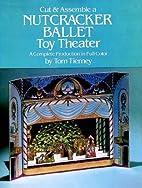 A Nutcracker Ballet Toy Theater (Cut &…