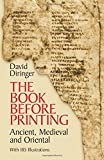 Diringer, David: Book Before Printing