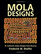Mola Designs (Dover Pictorial Archive) by…