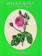 Redoute Roses Iron-on Transfer Patterns by…