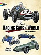 Classic Racing Cars of the World Coloring…