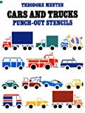 Menten, Theodore: Cars and Trucks Punch-Out Stencils (Dover Pictorial Archives)