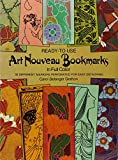 Carol Belanger Grafton: Ready-to-use Art Nouveau Bookmarks in Full Color