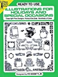 Sibbett, Ed: Ready-To-Use Illustrations for Holidays and Special Occasions