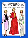 Tierney, Tom: Nancy Reagan Fashion Paper Dolls in Full Color