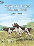 Green, John M.: Favorite Dogs Coloring Book