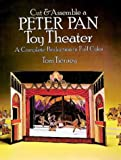 Tierney, Tom: Cut & Assemble a Peter Pan Toy Theater (Models & Toys)