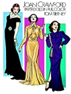 Joan Crawford : Paper Dolls in Full Color by…