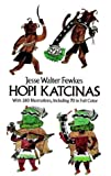Kewkes, Jesse Walter: Hopi Katcinas