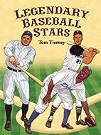 Legendary Baseball Stars : Paper Dolls by…