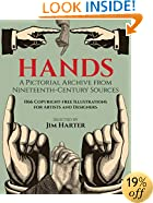 Hands: A Pictorial Archive from Nineteenth-Century Sources (Dover Pictorial Archive)