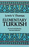Thomas, Lewis: Elementary Turkish