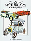 Tre Tryckare Co: Classic Motorcars Coloring Book