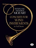 Concerti for Wind Instruments in Full Score…