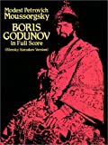 Moussorgsky, Modest P.: Boris Godunov in Full Score