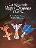 Kawami, David: Cut and Assemble Paper Dragons That Fly