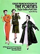 Great Fashion Designs of the Forties : Paper…