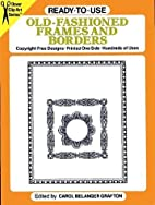 Ready-to-Use Old-Fashioned Frames and…