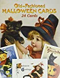 Oldham, Gabriella: Old-Fashioned Halloween Postcards
