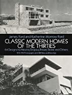 Classic Modern Homes of the Thirties: 64…