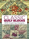 Mills, Susan Winter: 849 Traditional Patchwork Patterns: A Pictorial Handbook